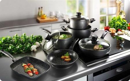 Как выбрать посуду для стеклокерамических плит?