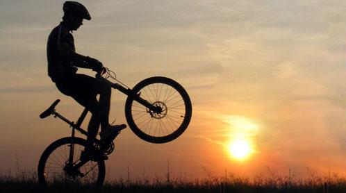 Как похудеть с помощью езды на велосипеде?