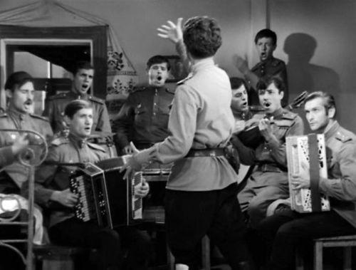 Как создавались песни военных лет (Часть 2)