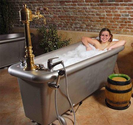 Пивная баня