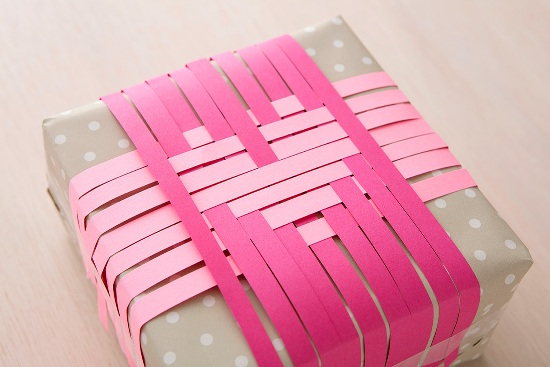 Как оригинально упаковать подарок на День святого Валентина