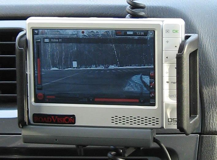 автомобильное видеонаблюдение