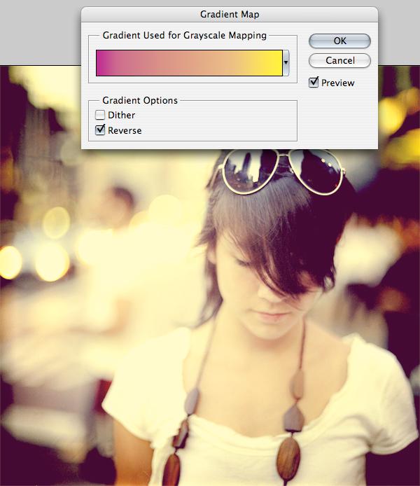 Как в Adobe Photoshop создать винтажный эффект и применить его к фотографии