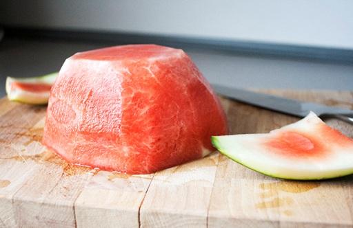 Как красиво и оригинально подать арбуз к столу