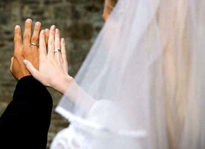 Как носить обручальные кольца после свадьбы
