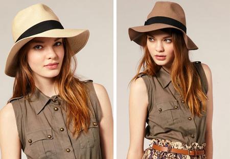 ... или современную хлопковую шляпку/панамку/кепку