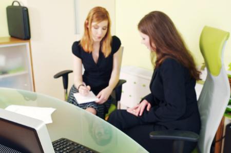 Распланируйте вместе с работником шаги по устранению негативного настроя