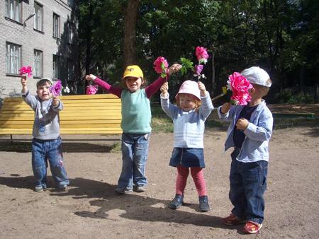 Как работать воспитателем в детском саду