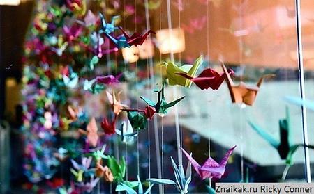 Как сделать «Дождь» в традиционном японском стиле