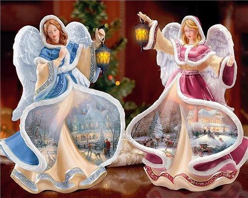 Статуэтка ангел своими руками