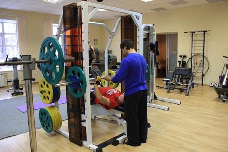 Силовые тренировки способны помочь вашему метаболизму ускориться на несколько порядков