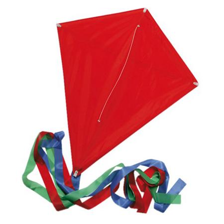 Аналог материала для змея - крепкий пластик строительной упаковки