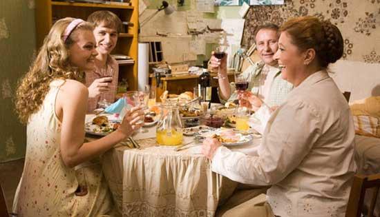 правила поведения при знакомстве с родителями девушки