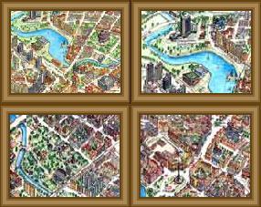 Первая карта