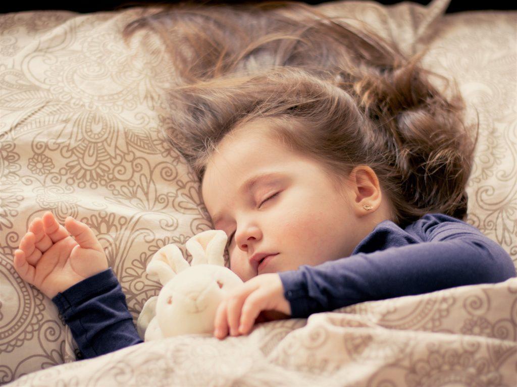 Как прогнать детские ночные кошмары