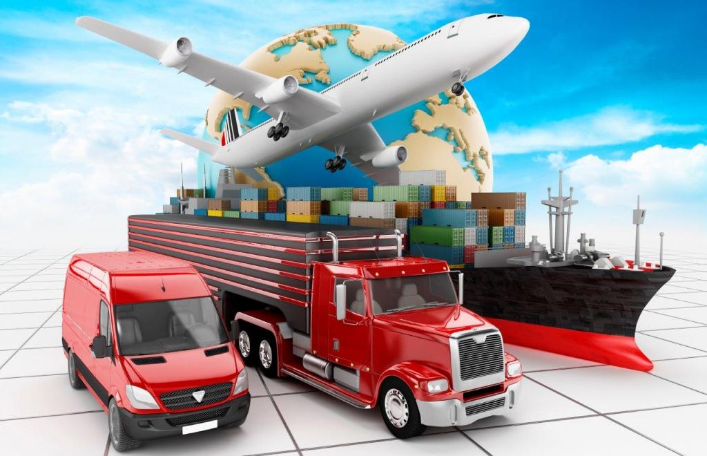 Как происходит доставка грузов из Китая в Россию: способы и их особенности  – ЗнайКак.ру