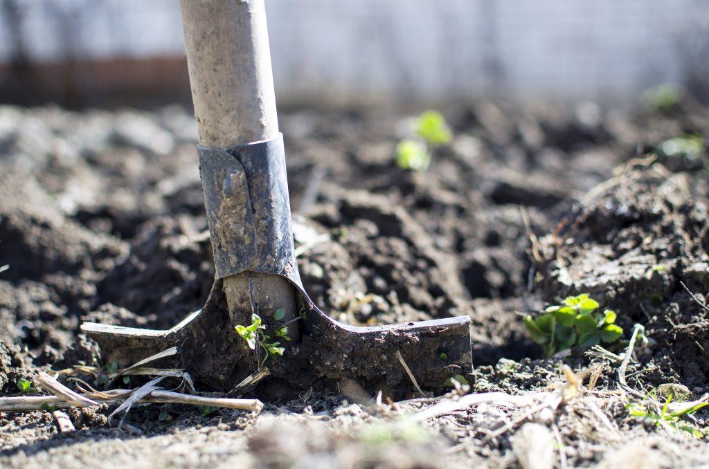 Как изобрели лопату