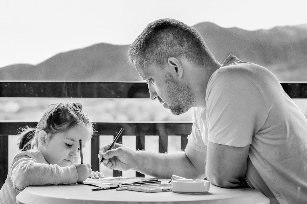 Как молодому папе совместить семью и работу