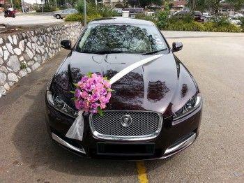 Как украсить свадебную машину: современные тенденции