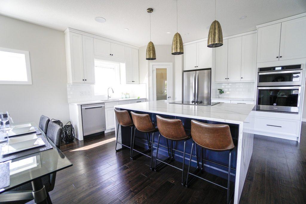 Как определить высоту барной стойки на кухне