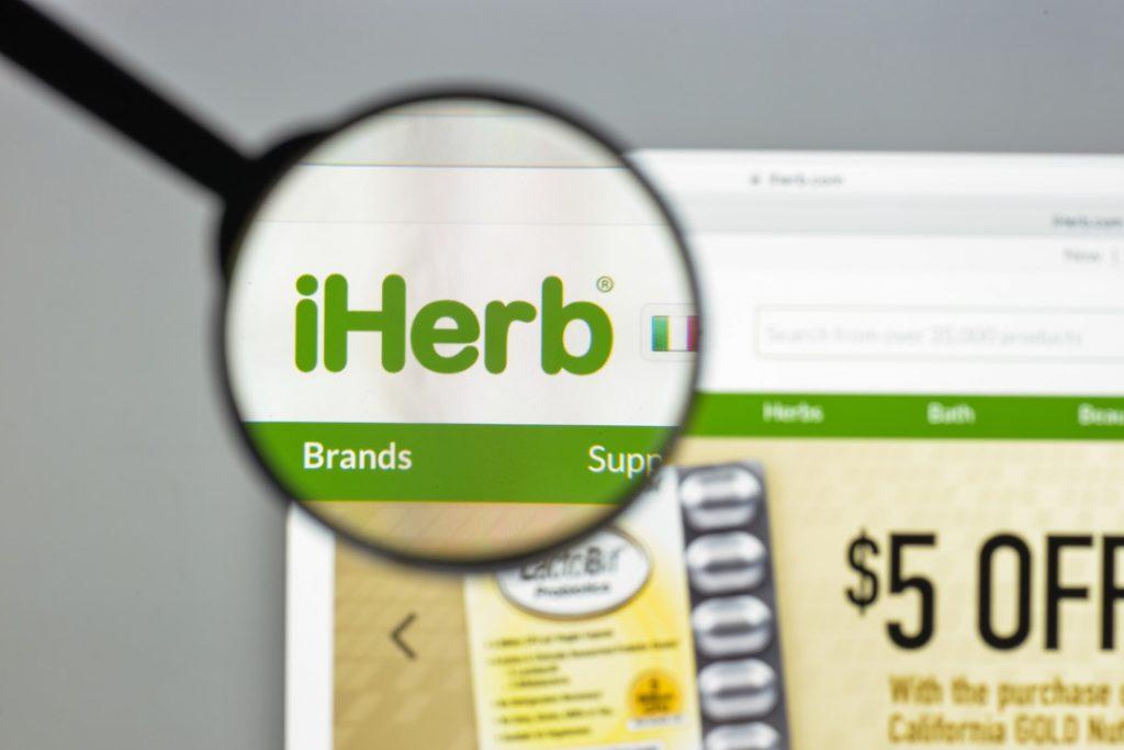 Как выбрать витамины в iHerb