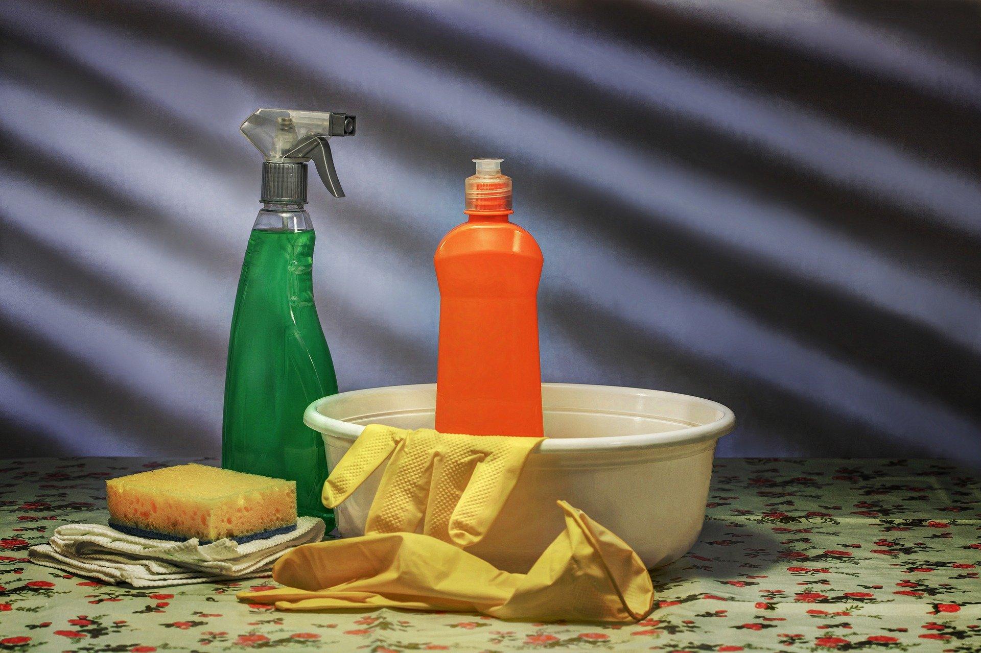 Как производить уборку в условиях карантина: чем чище, тем безопаснее