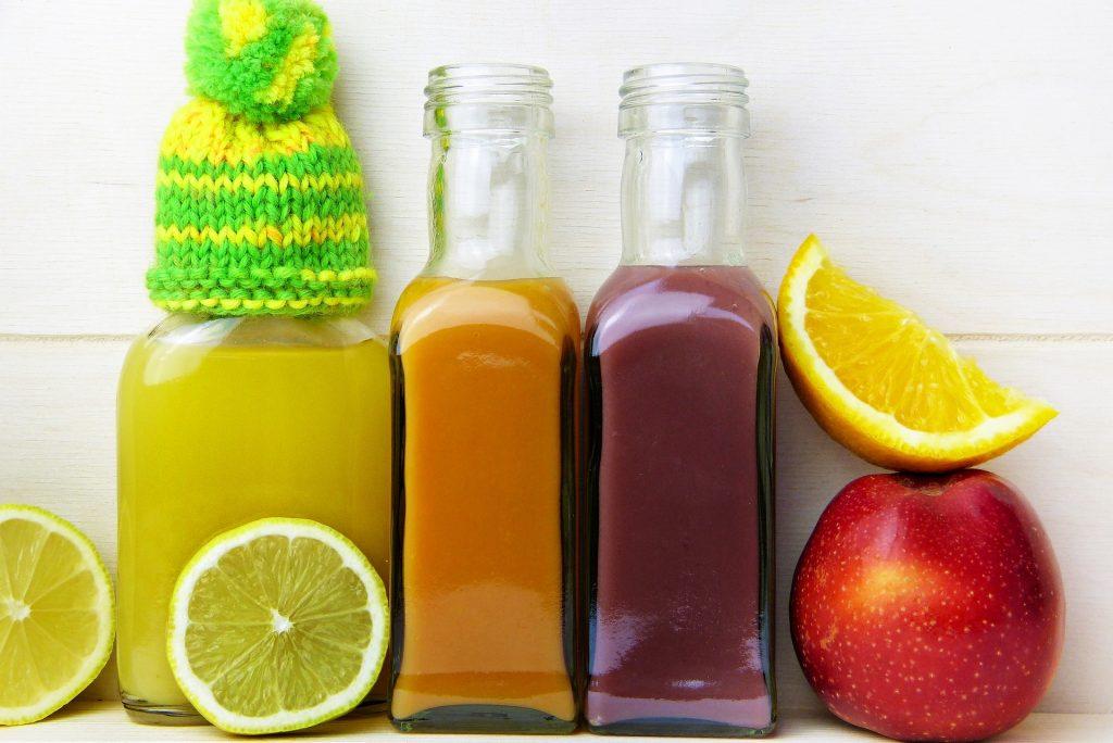 Как правильно выбрать детский сок