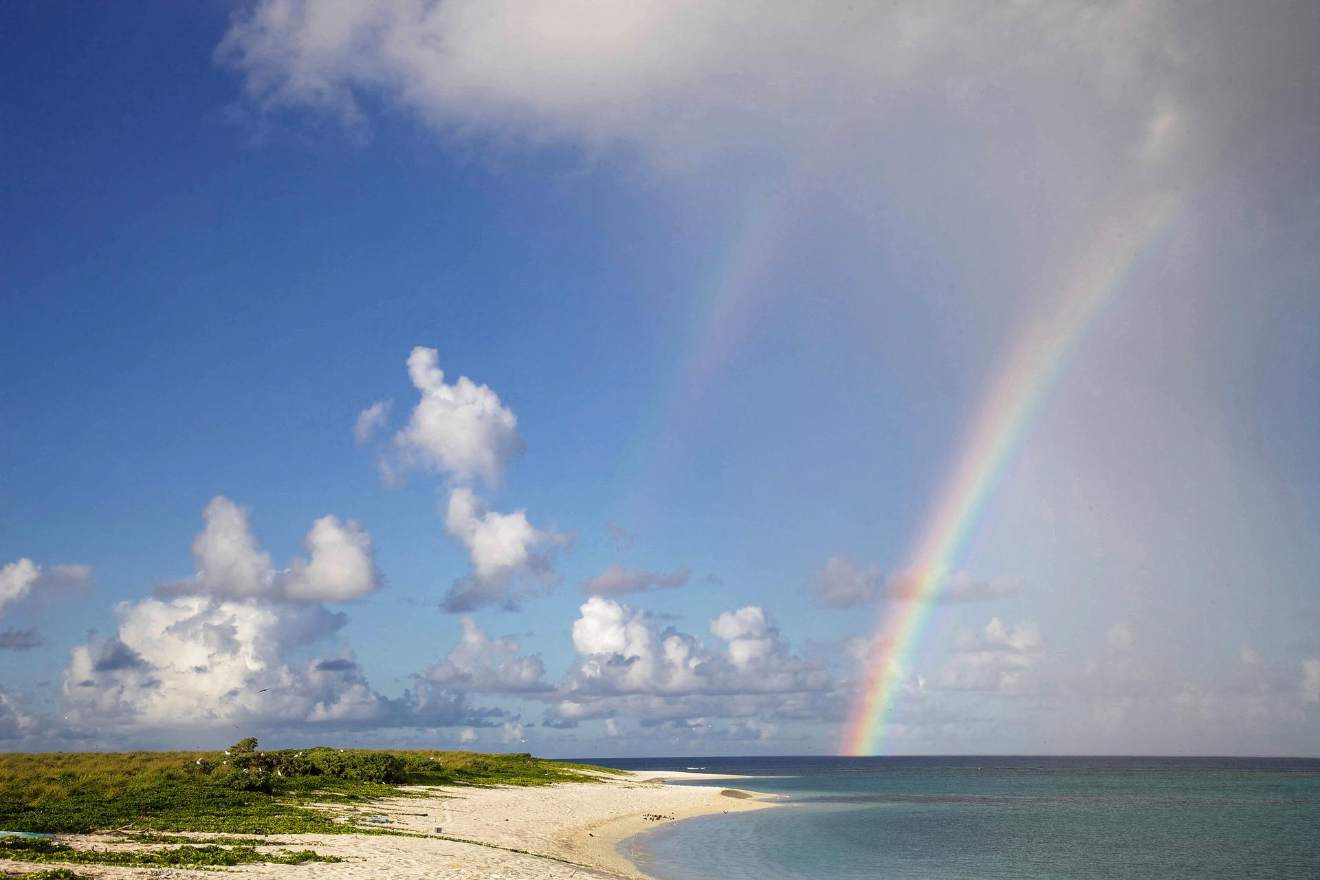Как сфотографировать радугу, чтобы передать всю ее красоту