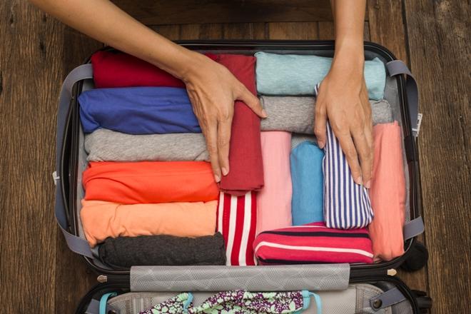 Как собрать чемодан или рюкзак, чтобы все поместилось и ничего не помялось