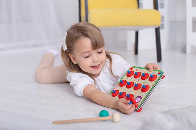 Как и какие игрушки нужны ребенку 4 лет