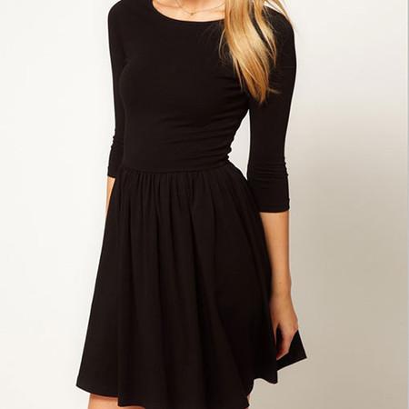 Как выбрать чёрное платье