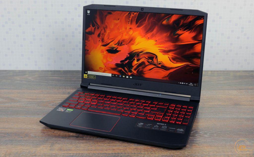 Как выбрать игровой ноутбук Acer Nitro 5 AN515 44: в чем его особенности