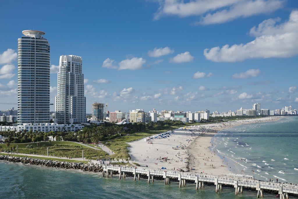 Как провести лето в Майами на яхте