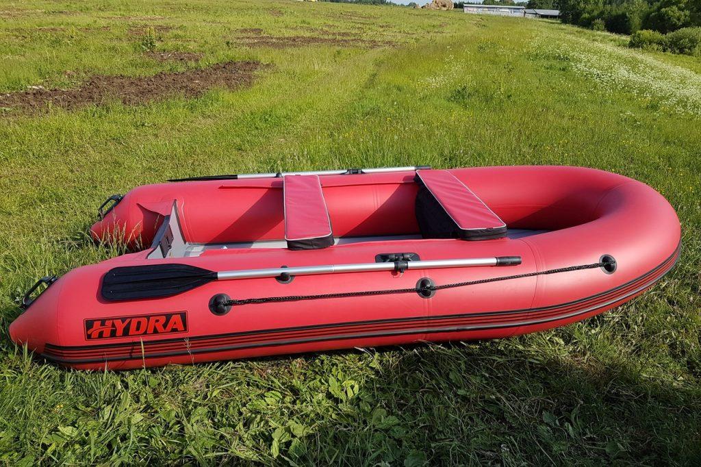 Как правильно хранить лодку из ПВХ